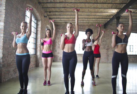 Aerobics & Keep Fit